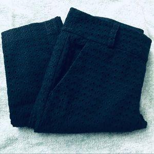 Ann Taylor Zoe Ankle Dress pants